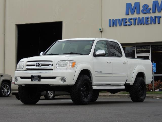 2006 Toyota Tundra SR5 4dr  / 4X4 / TIMING BELT REPLACED/ LIFTED - Photo 46 - Portland, OR 97217