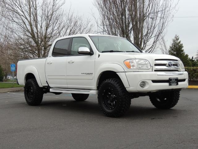 2006 Toyota Tundra SR5 4dr  / 4X4 / TIMING BELT REPLACED/ LIFTED - Photo 2 - Portland, OR 97217