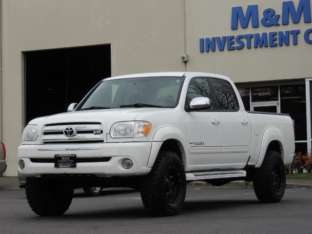 2006 Toyota Tundra SR5 4dr  / 4X4 / TIMING BELT REPLACED/ LIFTED - Photo 34 - Portland, OR 97217