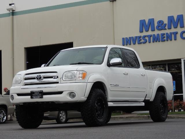 2006 Toyota Tundra SR5 4dr  / 4X4 / TIMING BELT REPLACED/ LIFTED - Photo 1 - Portland, OR 97217