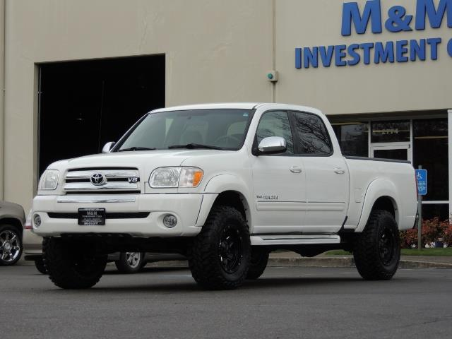 2006 Toyota Tundra SR5 4dr  / 4X4 / TIMING BELT REPLACED/ LIFTED - Photo 45 - Portland, OR 97217