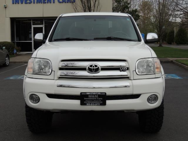 2006 Toyota Tundra SR5 4dr  / 4X4 / TIMING BELT REPLACED/ LIFTED - Photo 5 - Portland, OR 97217