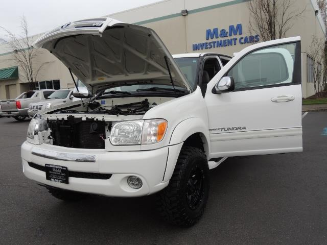 2006 Toyota Tundra SR5 4dr  / 4X4 / TIMING BELT REPLACED/ LIFTED - Photo 25 - Portland, OR 97217