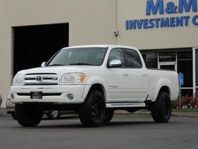 2006 Toyota Tundra SR5 4dr  / 4X4 / TIMING BELT REPLACED/ LIFTED - Photo 44 - Portland, OR 97217