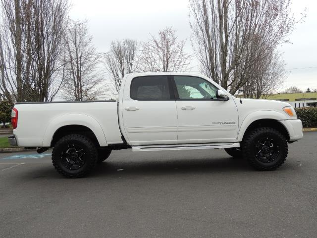 2006 Toyota Tundra SR5 4dr  / 4X4 / TIMING BELT REPLACED/ LIFTED - Photo 4 - Portland, OR 97217