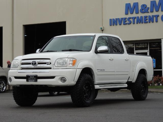 2006 Toyota Tundra SR5 4dr  / 4X4 / TIMING BELT REPLACED/ LIFTED - Photo 40 - Portland, OR 97217