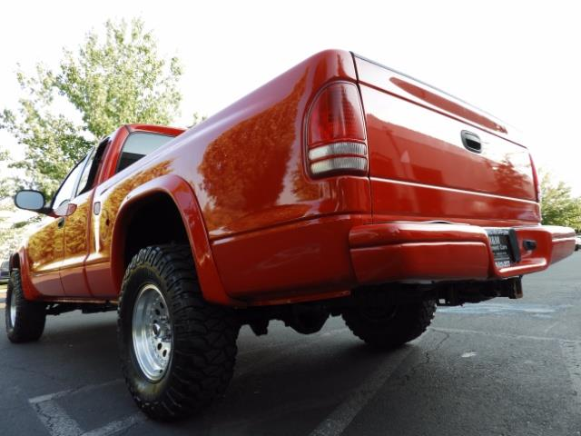 2000 Dodge Dakota SLT 4X4 V8 / CUSTOM BUMPER /  WINCH / LOW MILES !! - Photo 13 - Portland, OR 97217