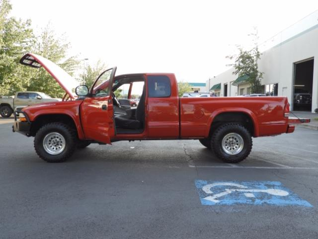 2000 Dodge Dakota SLT 4X4 V8 / CUSTOM BUMPER /  WINCH / LOW MILES !! - Photo 20 - Portland, OR 97217