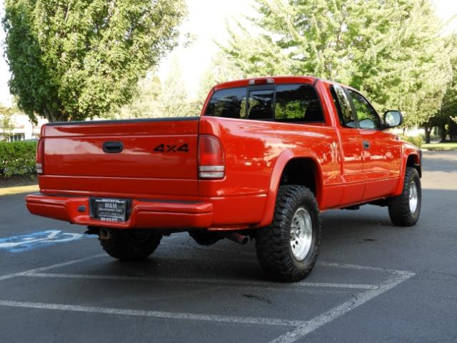 2000 Dodge Dakota SLT 4X4 V8 / CUSTOM BUMPER /  WINCH / LOW MILES !! - Photo 10 - Portland, OR 97217