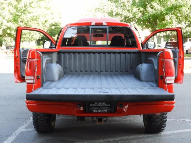 2000 Dodge Dakota SLT 4X4 V8 / CUSTOM BUMPER /  WINCH / LOW MILES !! - Photo 9 - Portland, OR 97217
