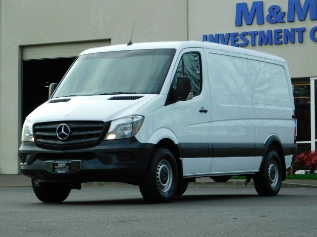 2014 Mercedes-Benz Sprinter Cargo Van 2500 144 WB / V6 DIESEL / Backup Cam - Photo 1 - Portland, OR 97217