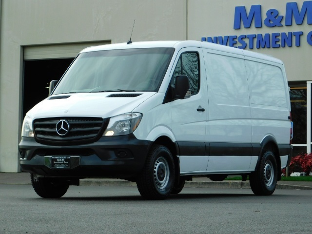 2014 Mercedes-Benz Sprinter Cargo Van 2500 144 WB / V6 DIESEL / Backup Cam - Photo 35 - Portland, OR 97217
