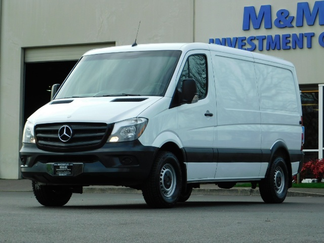 2014 Mercedes-Benz Sprinter Cargo Van 2500 144 WB / V6 DIESEL / Backup Cam - Photo 36 - Portland, OR 97217
