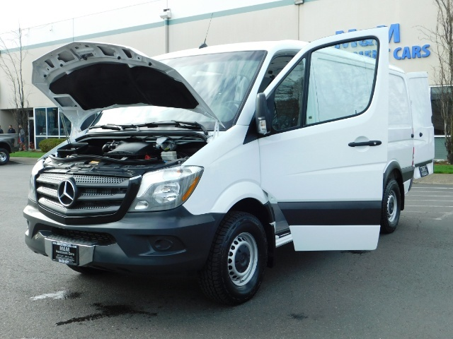 2014 Mercedes-Benz Sprinter Cargo Van 2500 144 WB / V6 DIESEL / Backup Cam - Photo 19 - Portland, OR 97217
