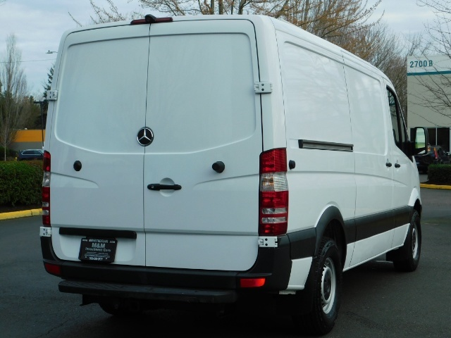 2014 Mercedes-Benz Sprinter Cargo Van 2500 144 WB / V6 DIESEL / Backup Cam - Photo 7 - Portland, OR 97217