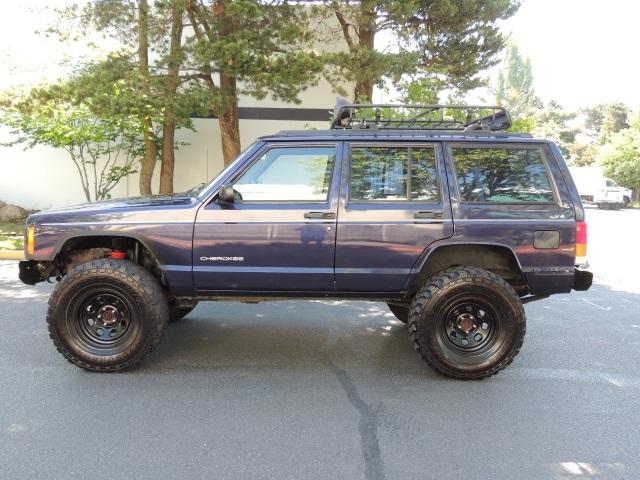1998 Jeep Cherokee Se 4wd  0 Liters Mud Tires