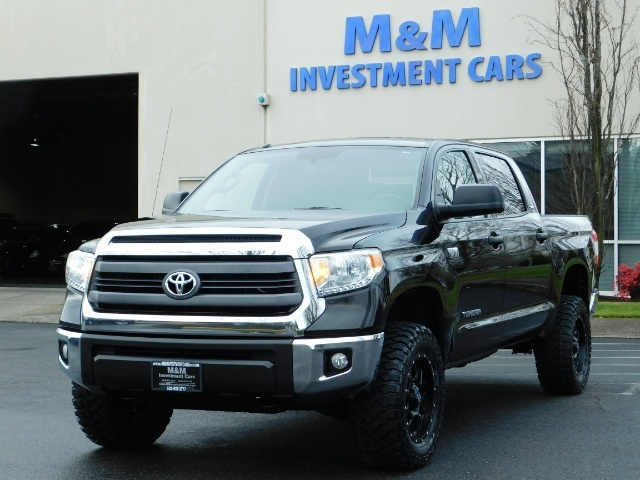 2015 Toyota Tundra SR5 Crewmax / Backup Cam / 1-OWNER / LIFTED LIFTED - Photo 40 - Portland, OR 97217
