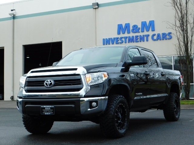 2015 Toyota Tundra SR5 Crewmax / Backup Cam / 1-OWNER / LIFTED LIFTED - Photo 47 - Portland, OR 97217