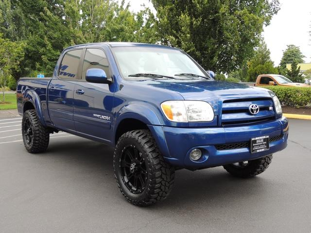 Toyota Tundra Limited Dr Double Cab X Navigation LIFTED - 2005 tundra