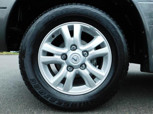 2003 Lexus LX 470 AWD / NAV / DVD / 3RD SEAT / NIGHT VISION - Photo 43 - Portland, OR 97217
