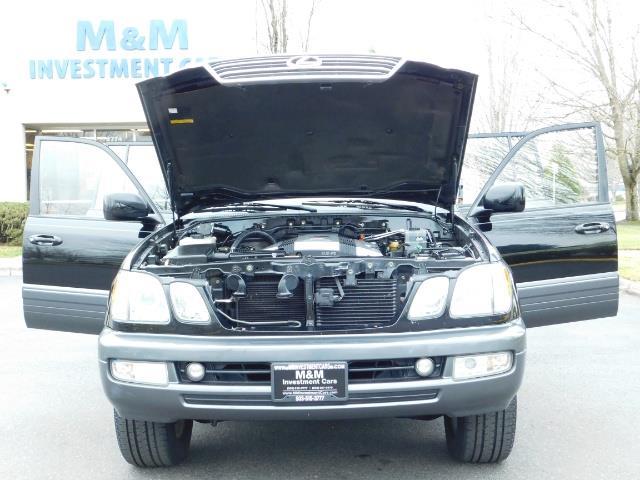 2003 Lexus LX 470 AWD / NAV / DVD / 3RD SEAT / NIGHT VISION - Photo 30 - Portland, OR 97217