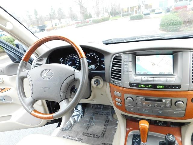 2003 Lexus LX 470 AWD / NAV / DVD / 3RD SEAT / NIGHT VISION - Photo 36 - Portland, OR 97217