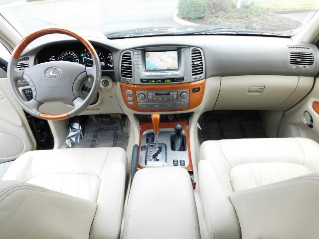 2003 Lexus LX 470 AWD / NAV / DVD / 3RD SEAT / NIGHT VISION - Photo 20 - Portland, OR 97217