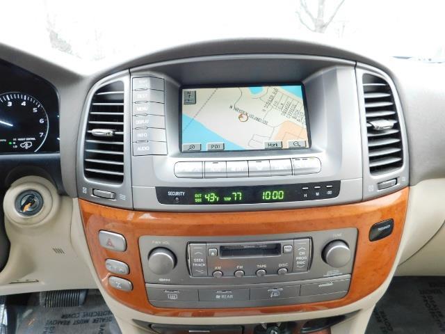 2003 Lexus LX 470 AWD / NAV / DVD / 3RD SEAT / NIGHT VISION - Photo 35 - Portland, OR 97217