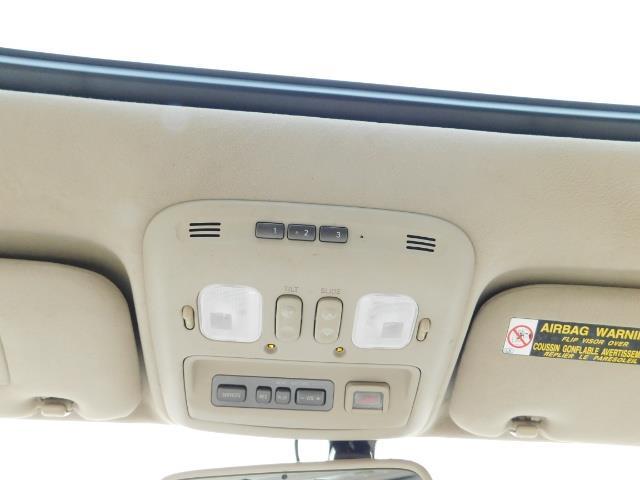 2003 Lexus LX 470 AWD / NAV / DVD / 3RD SEAT / NIGHT VISION - Photo 38 - Portland, OR 97217