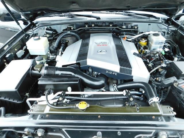 2003 Lexus LX 470 AWD / NAV / DVD / 3RD SEAT / NIGHT VISION - Photo 31 - Portland, OR 97217