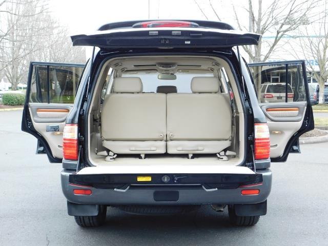2003 Lexus LX 470 AWD / NAV / DVD / 3RD SEAT / NIGHT VISION - Photo 26 - Portland, OR 97217