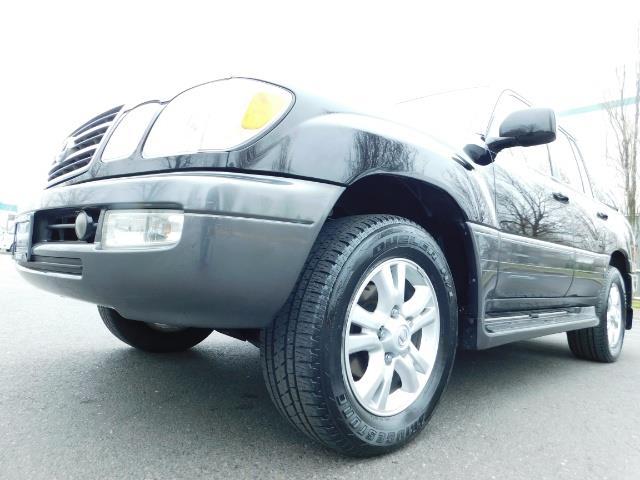 2003 Lexus LX 470 AWD / NAV / DVD / 3RD SEAT / NIGHT VISION - Photo 9 - Portland, OR 97217