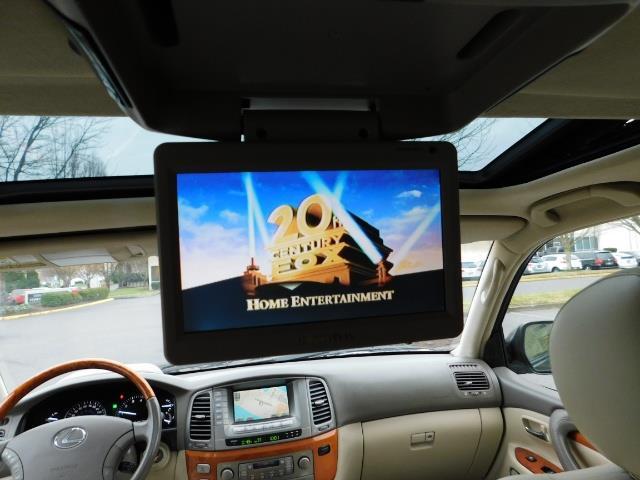 2003 Lexus LX 470 AWD / NAV / DVD / 3RD SEAT / NIGHT VISION - Photo 22 - Portland, OR 97217