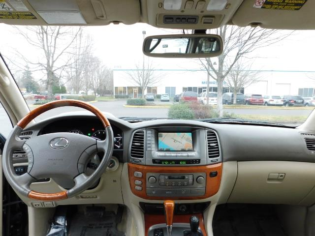 2003 Lexus LX 470 AWD / NAV / DVD / 3RD SEAT / NIGHT VISION - Photo 34 - Portland, OR 97217