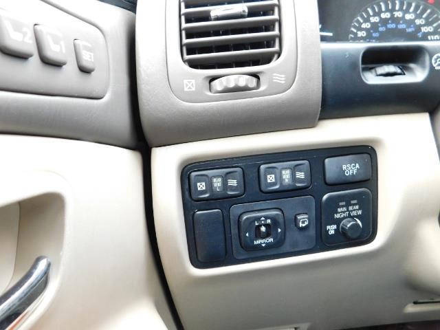 2003 Lexus LX 470 AWD / NAV / DVD / 3RD SEAT / NIGHT VISION - Photo 40 - Portland, OR 97217