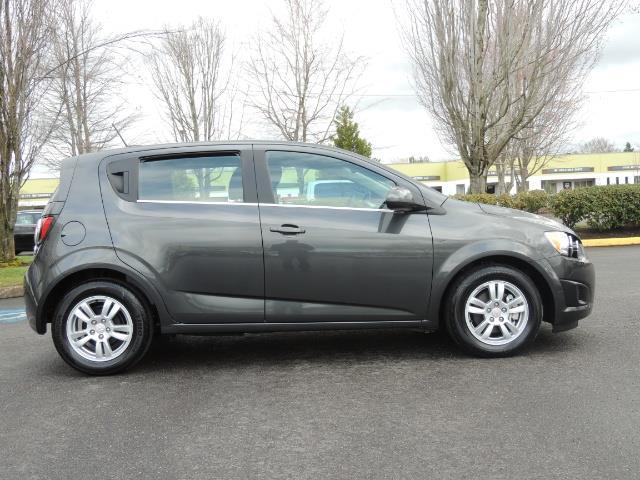 2016 Chevrolet Sonic LT Auto / 4-Door Hatch Back / 1-OWNER / 5000 MILES - Photo 4 - Portland, OR 97217