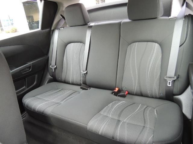 2016 Chevrolet Sonic LT Auto / 4-Door Hatch Back / 1-OWNER / 5000 MILES - Photo 15 - Portland, OR 97217