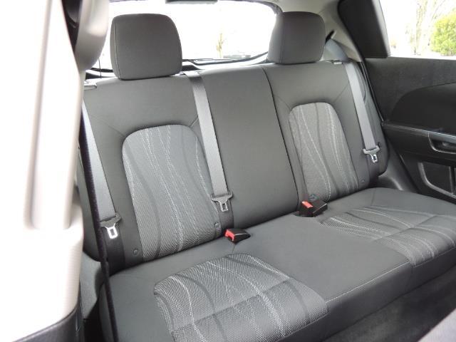 2016 Chevrolet Sonic LT Auto / 4-Door Hatch Back / 1-OWNER / 5000 MILES - Photo 16 - Portland, OR 97217