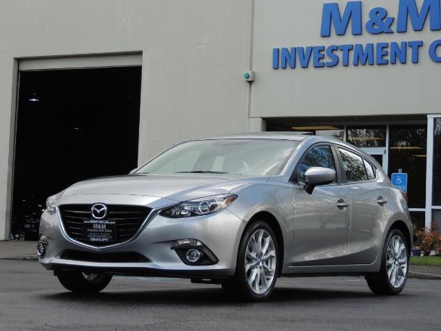 2015 Mazda Mazda3 s Touring / Hatchback / Navi /Backup / 6500 miles - Photo 46 - Portland, OR 97217