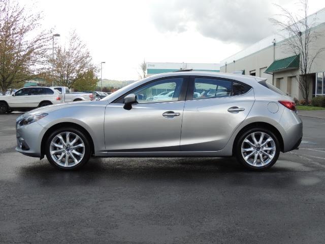 2015 Mazda Mazda3 s Touring / Hatchback / Navi /Backup / 6500 miles - Photo 3 - Portland, OR 97217