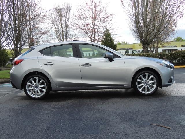 2015 Mazda Mazda3 s Touring / Hatchback / Navi /Backup / 6500 miles - Photo 4 - Portland, OR 97217