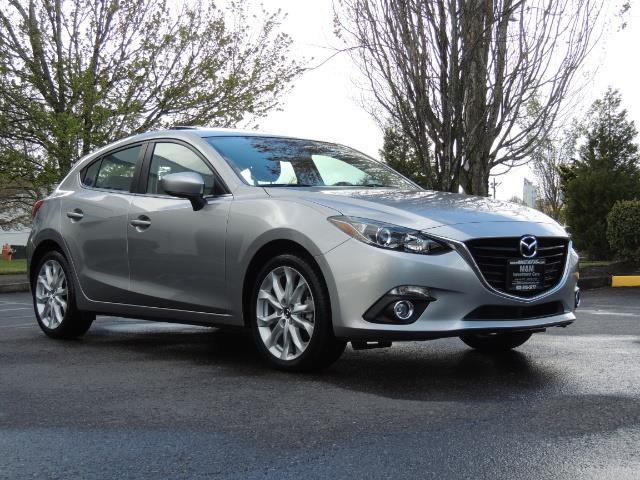 2015 Mazda Mazda3 s Touring / Hatchback / Navi /Backup / 6500 miles - Photo 2 - Portland, OR 97217