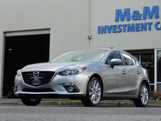 2015 Mazda Mazda3 s Touring / Hatchback / Navi /Backup / 6500 miles - Photo 40 - Portland, OR 97217