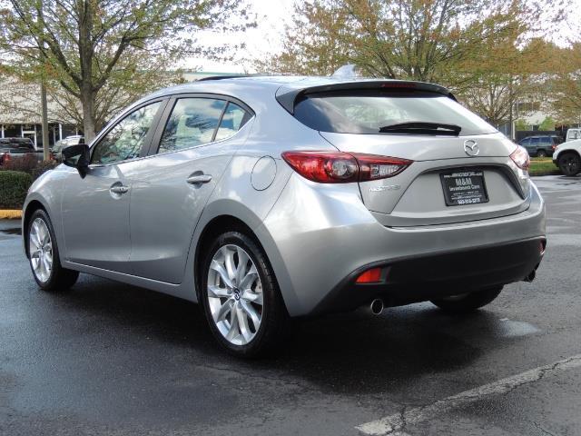 2015 Mazda Mazda3 s Touring / Hatchback / Navi /Backup / 6500 miles - Photo 7 - Portland, OR 97217