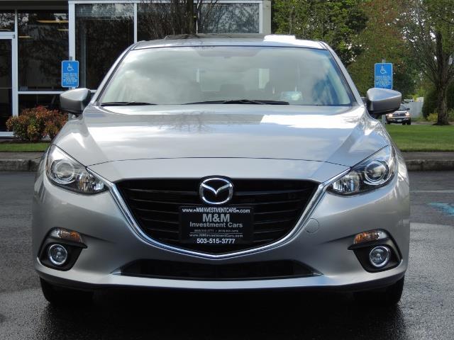 2015 Mazda Mazda3 s Touring / Hatchback / Navi /Backup / 6500 miles - Photo 5 - Portland, OR 97217