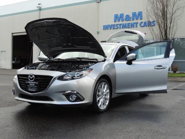 2015 Mazda Mazda3 s Touring / Hatchback / Navi /Backup / 6500 miles - Photo 25 - Portland, OR 97217
