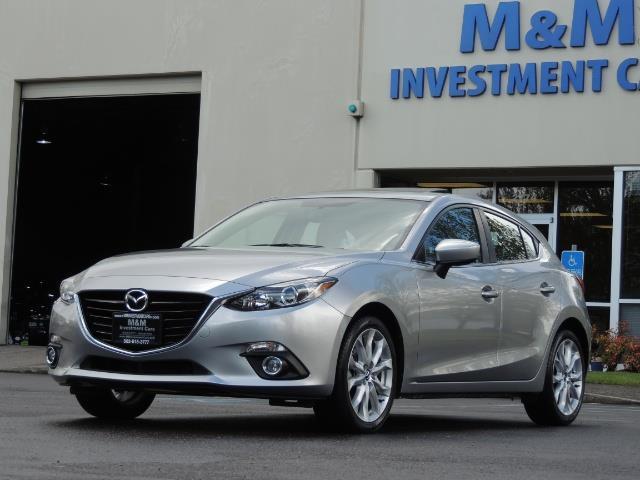 2015 Mazda Mazda3 s Touring / Hatchback / Navi /Backup / 6500 miles - Photo 1 - Portland, OR 97217