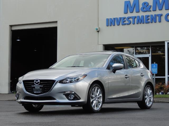 2015 Mazda Mazda3 s Touring / Hatchback / Navi /Backup / 6500 miles - Photo 36 - Portland, OR 97217