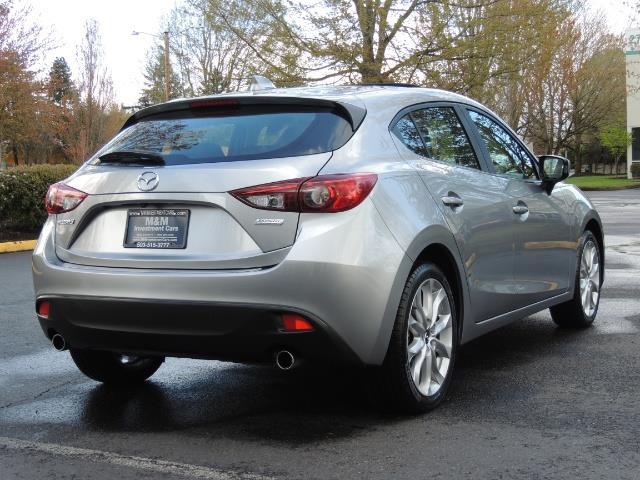 2015 Mazda Mazda3 s Touring / Hatchback / Navi /Backup / 6500 miles - Photo 8 - Portland, OR 97217