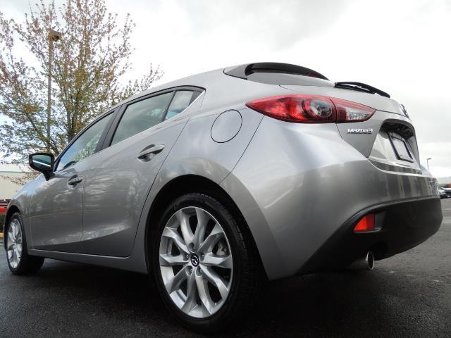 2015 Mazda Mazda3 s Touring / Hatchback / Navi /Backup / 6500 miles - Photo 9 - Portland, OR 97217